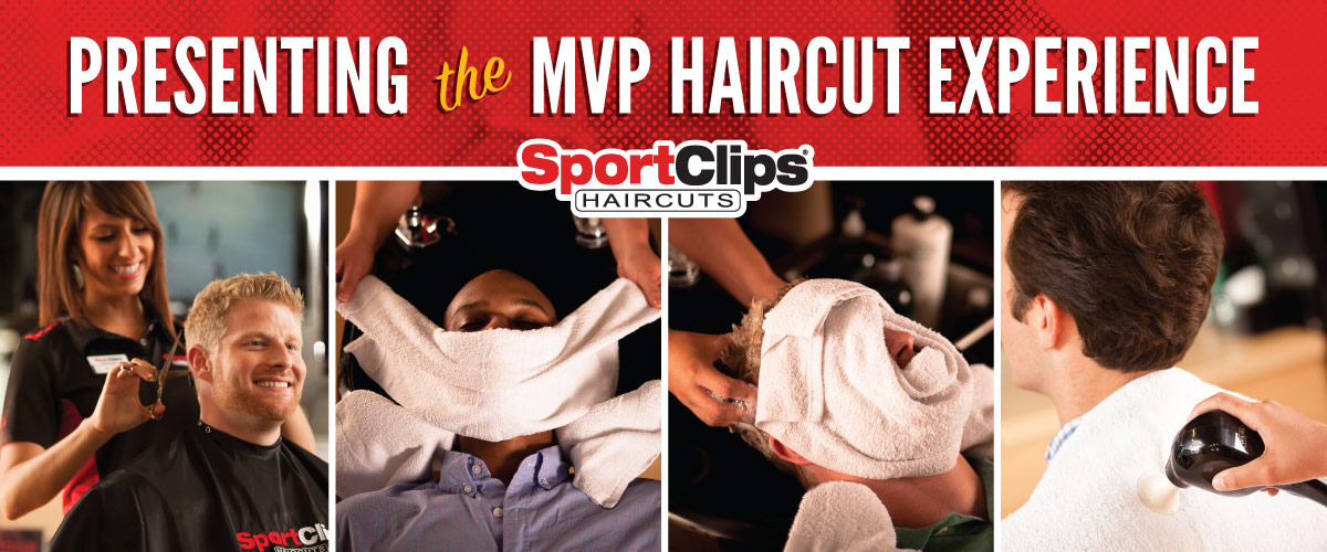 The Sport Clips Haircuts of Overland & I-84 MVP Haircut Experience